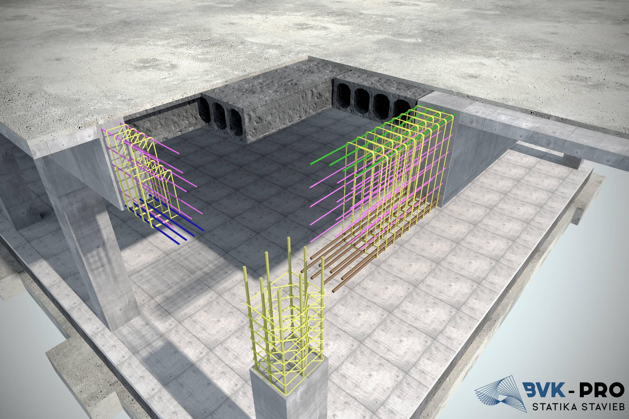 Administratývna Budova Bvk Pro  Statika Stavieb 02