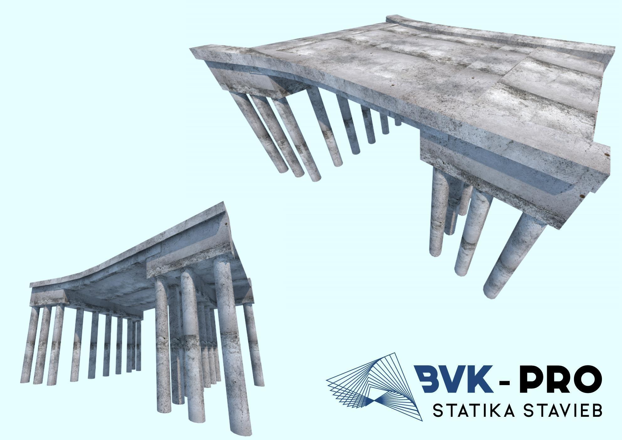 Most Cez Potok Trenčín 2019 Rp Bvk Pro